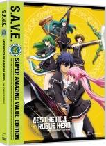 Aesthetica of a Rogue Hero Collection S.A.V.E.
