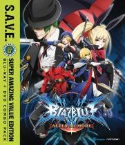 BlazBlue Alter Memory Blu-ray/DVD S.A.V.E