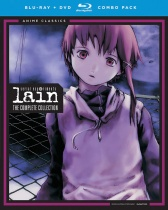 Serial Experiments Lain Complete Collection Blu-ray/DVD