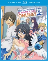 And You Thought There is Never a Girl Online? Complete Blu-ray/DVD