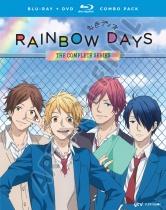 Rainbow Days Complete Series Blu-ray/DVD