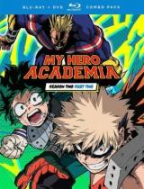 My Hero Academia Season 2 Part 2 Blu-ray/DVD