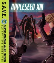 Appleseed XIII Blu-ray/DVD S.A.V.E