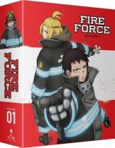 Fire Force Season 1 Part 2 Blu-ray/DVD LTD