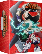 My Hero Academia Season 4 Part 2 Blu-ray/DVD LTD