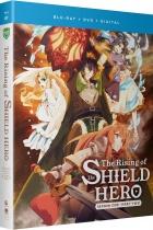 The Rising of the Shield Hero Season 1 Part 2 LTD Blu-ray/DVD