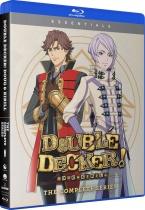 Double Decker! Doug & Kirill Complete Series + OVAs Essentials Blu-ray