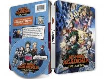 My Hero Academia Two Heroes Steelbook Blu-ray