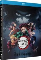 Demon Slayer Kimetsu no Yaiba Part 1 Blu-ray