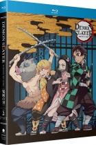 Demon Slayer Kimetsu no Yaiba Part 2 Blu-ray