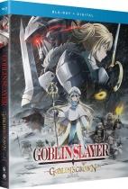 Goblin Slayer Goblin's Crown Movie Blu-ray