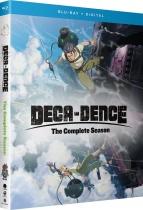 Deca-Dence The Complete Season Blu-ray