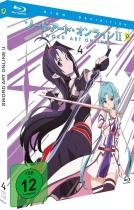 Sword Art Online II Blu-Ray Box 4