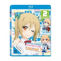 And you thought there is never a girl online?  Vol.2 Blu-ray
