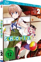 School-Live! (Gakkou Gurashi!) Vol. 2 Blu-ray