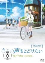 Your Voice - Kimikoe DVD