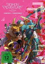 Digimon Adventure TRI. Chapter 5 COEXISTENCE