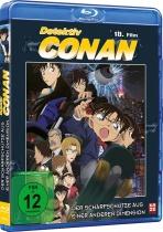 Detektiv Conan 18. Film - Der Scharfschütze aus einer anderen Dimension Blu-Ray