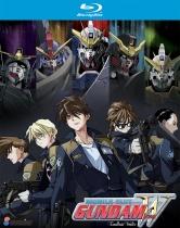 Mobile Suit Gundam Wing Endless Waltz Blu-ray