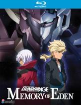 Mobile Suit Gundam AGE Memory of Eden OVA Blu-ray