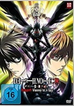 Death Note - Relight 1: Visions of a God DVD