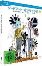 Sword Art Online II Blu-Ray Box 1