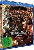 Attack on Titan - Anime Movie Teil 1 -  Feuerroter Pfeil und Bogen Blu-ray