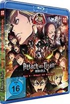 Attack on Titan - Anime Movie Teil 2 -  Flügel der Freiheit Blu-ray