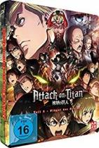 Attack on Titan - Anime Movie Teil 2 -  Flügel der Freiheit Steelbook Blu-ray