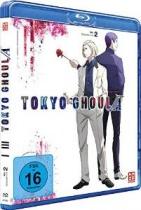 Tokyo Ghoul Root A - Vol.2 (2. Staffel) Blu-ray