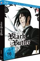 Black Butler Blu-ray Box 1