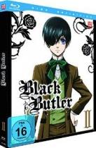 Black Butler Blu-ray Box 2