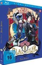 Black Butler - Book of Circus (3. Staffel) Blu-ray Box 1