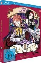 Black Butler - Book of Circus (3. Staffel) Blu-ray Box 2