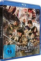 Attack on Titan - Film 1 Blu-ray