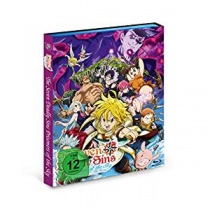 The Seven Deadly Sins Movie - Prisoners of the Sky Blu-ray