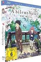 A Silent Voice Deluxe Edition Blu-ray
