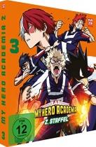 My Hero Academia – 2. Staffel – Vol. 3 DVD
