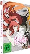 Rokka: Die Helden der sechs Blumen Vol. 1 DVD