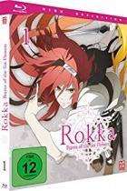 Rokka: Die Helden der sechs Blumen Vol. 1 Blu-ray