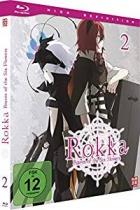 Rokka: Braves of the Six Flowers Vol. 2 Blu-ray