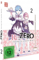 Re:ZERO - Starting Life in Another World DVD Vol. 2