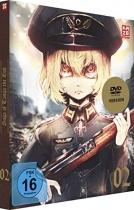 Saga of Tanya the Evil Vol. 2 DVD