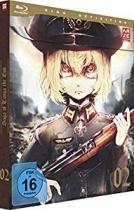 Saga of Tanya the Evil Vol. 2 Blu-ray
