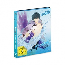 Free! Dive to the Future 2 (Episode 7-12) DVD
