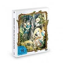 Sword Art Online - Alicization 3. Staffel Vol. 1 DVD