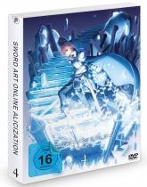 Sword Art Online - Alicization 3. Staffel  Vol.4 DVD