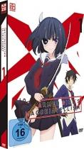 Armed Girl's Machiavellism Vol.1 DVD