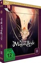 Ancient Magus Bride Vol. 3 Blu-ray