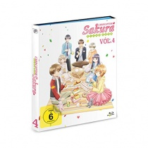 Cardcaptor Sakura: Clear Card - Vol. 04 Blu-ray
